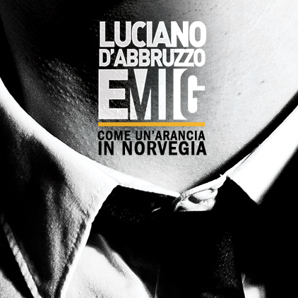 "L'album ""Come un'Arancia in Norvegia"" distribuito dalla GT MUSIC DISTRIBUTION"