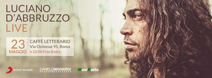 LIVE @ROMA Caffe Letterario